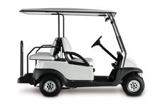 4 passenger cart used