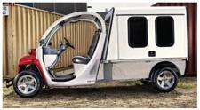 gem utility vehicle trailer