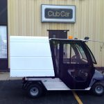 Carryall for Ohio national Guard, fully enclosed rear box.