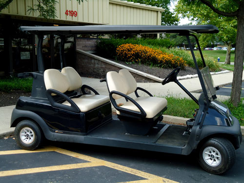 club car precedent side