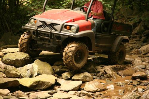 xrt car rough terrain