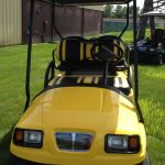 Yellow Cart Front View