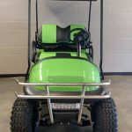 Lime Club Car, Front