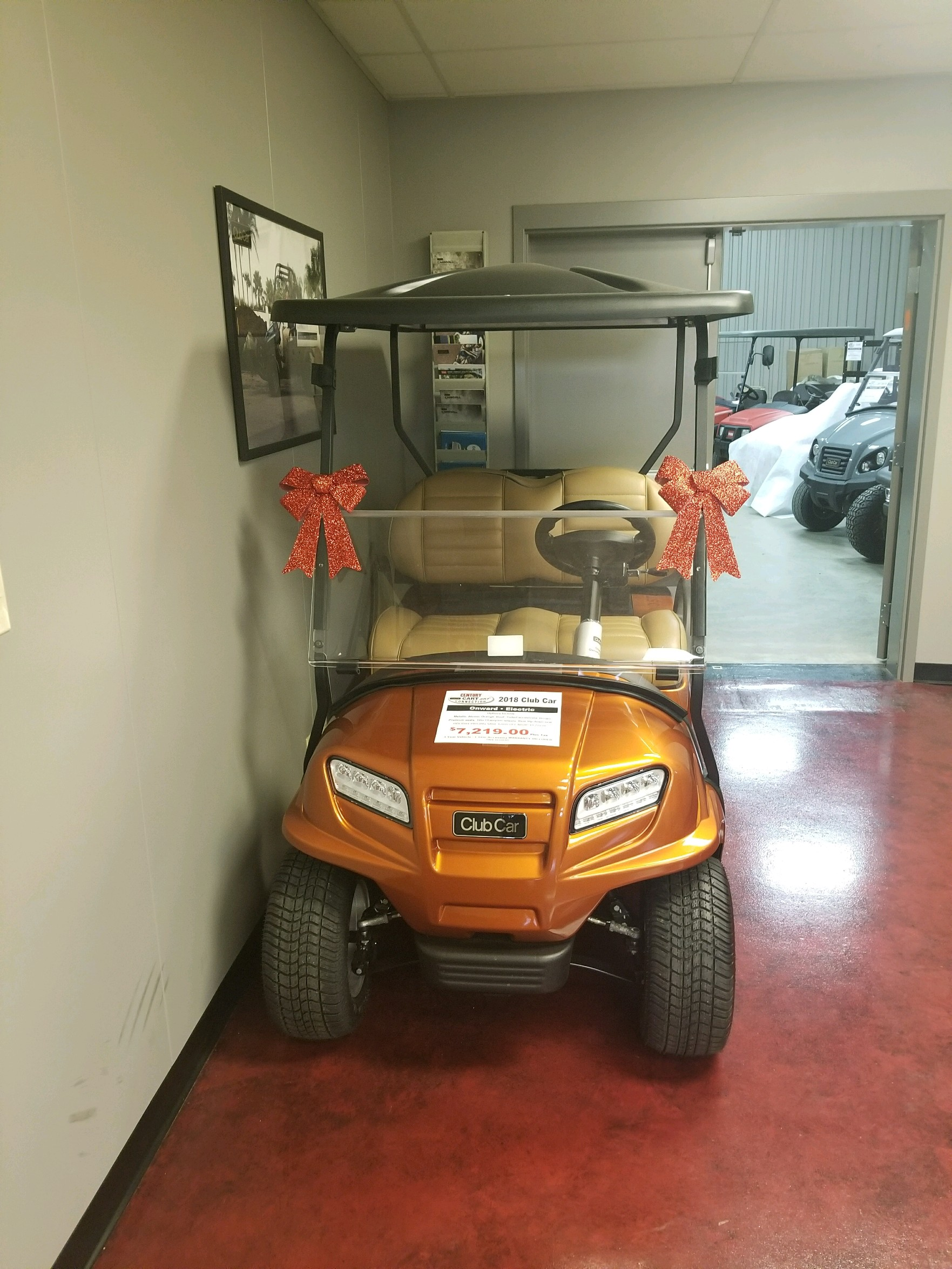 Featured Image for Club Car Onward