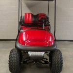 Club Car Red Front View