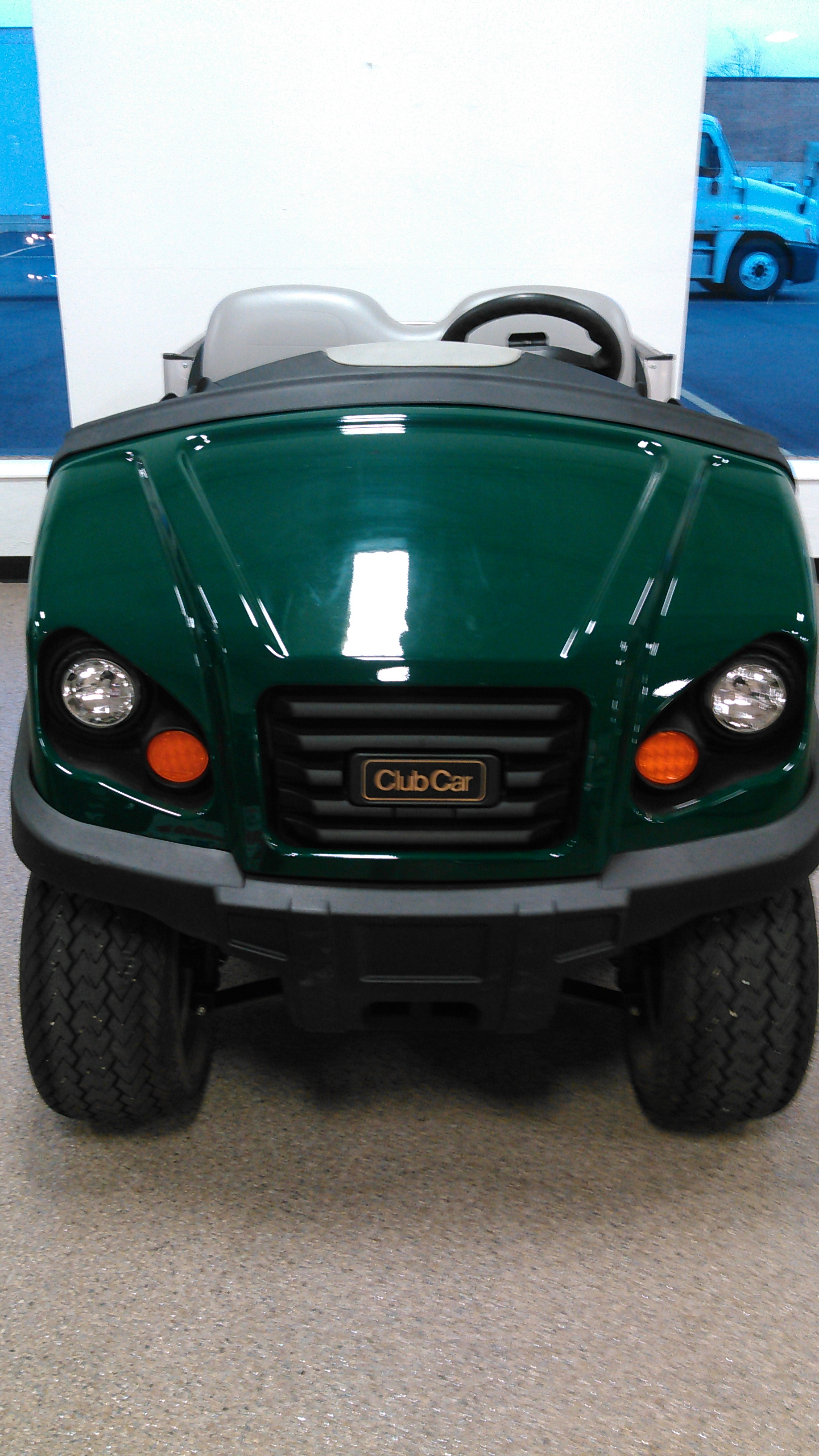 Featured Image for Club Car Carryall 500