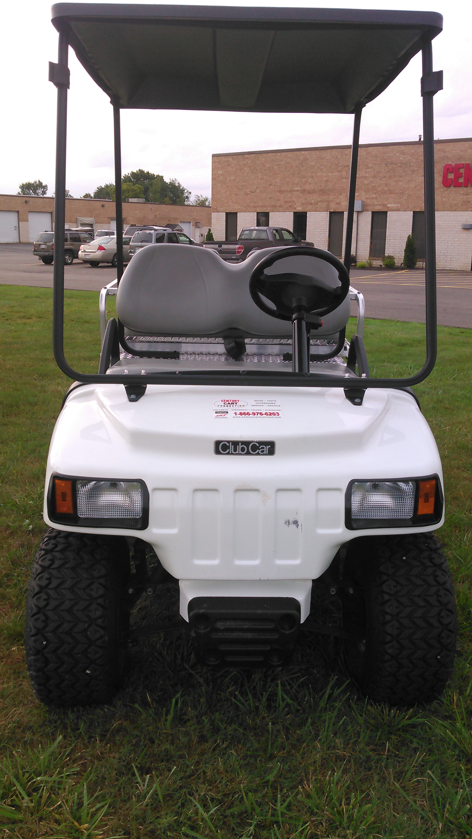 Featured Image for Club Car Carryall 100