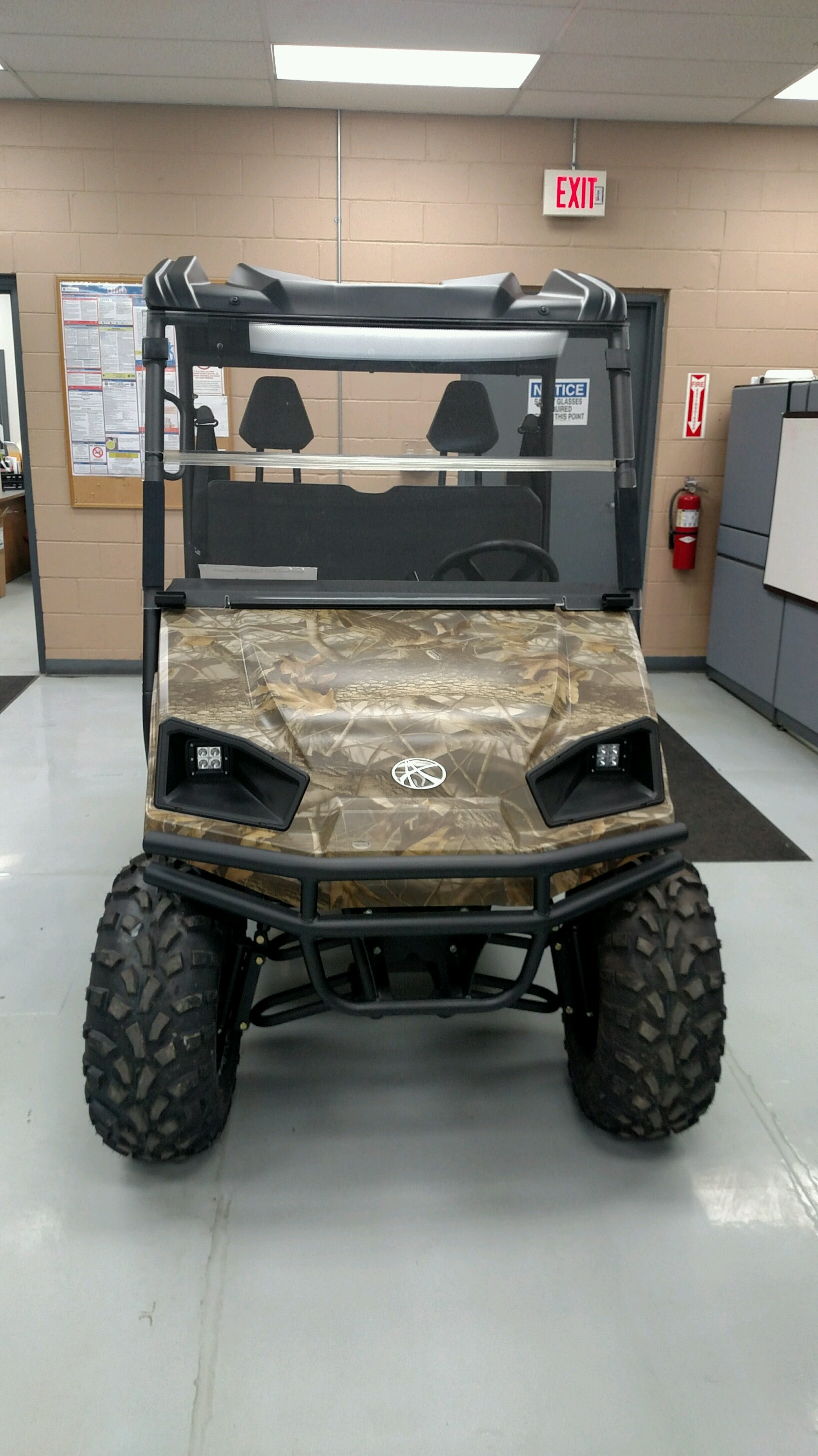 Featured Image for American Landmaster LS450