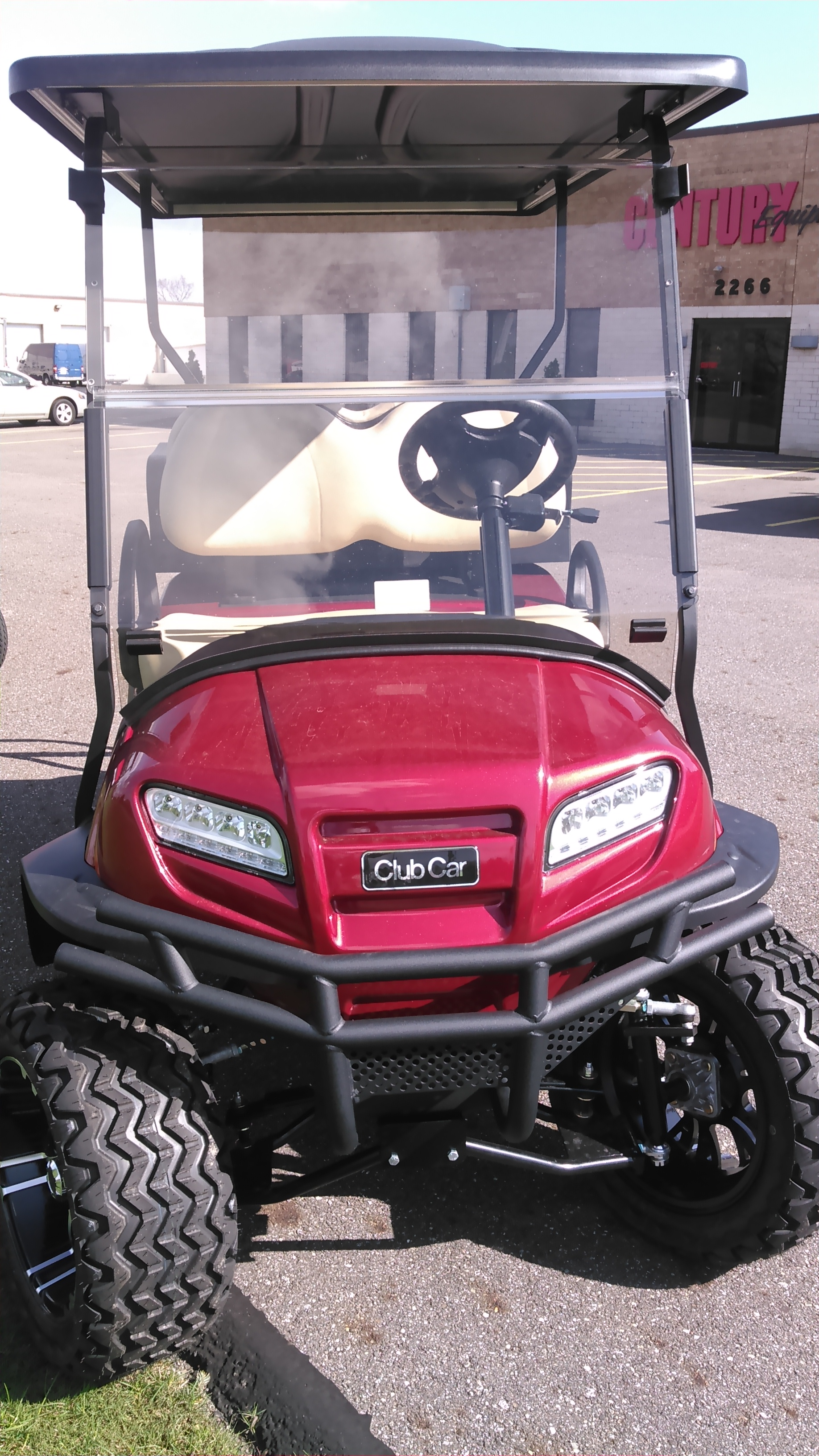 Featured Image for 2. Club Car Onward – CLOSEOUT