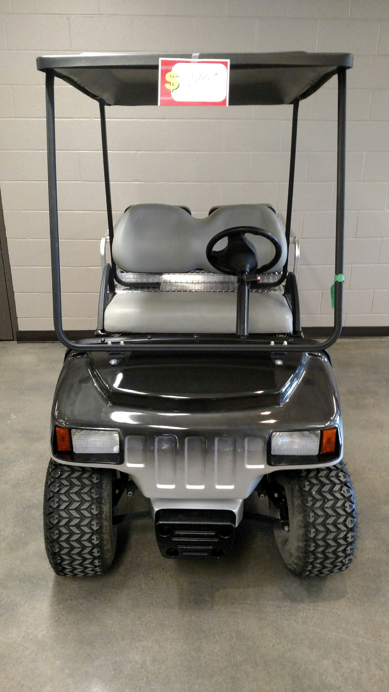 Featured Image for 54. Club Car Carryall 4-Passenger