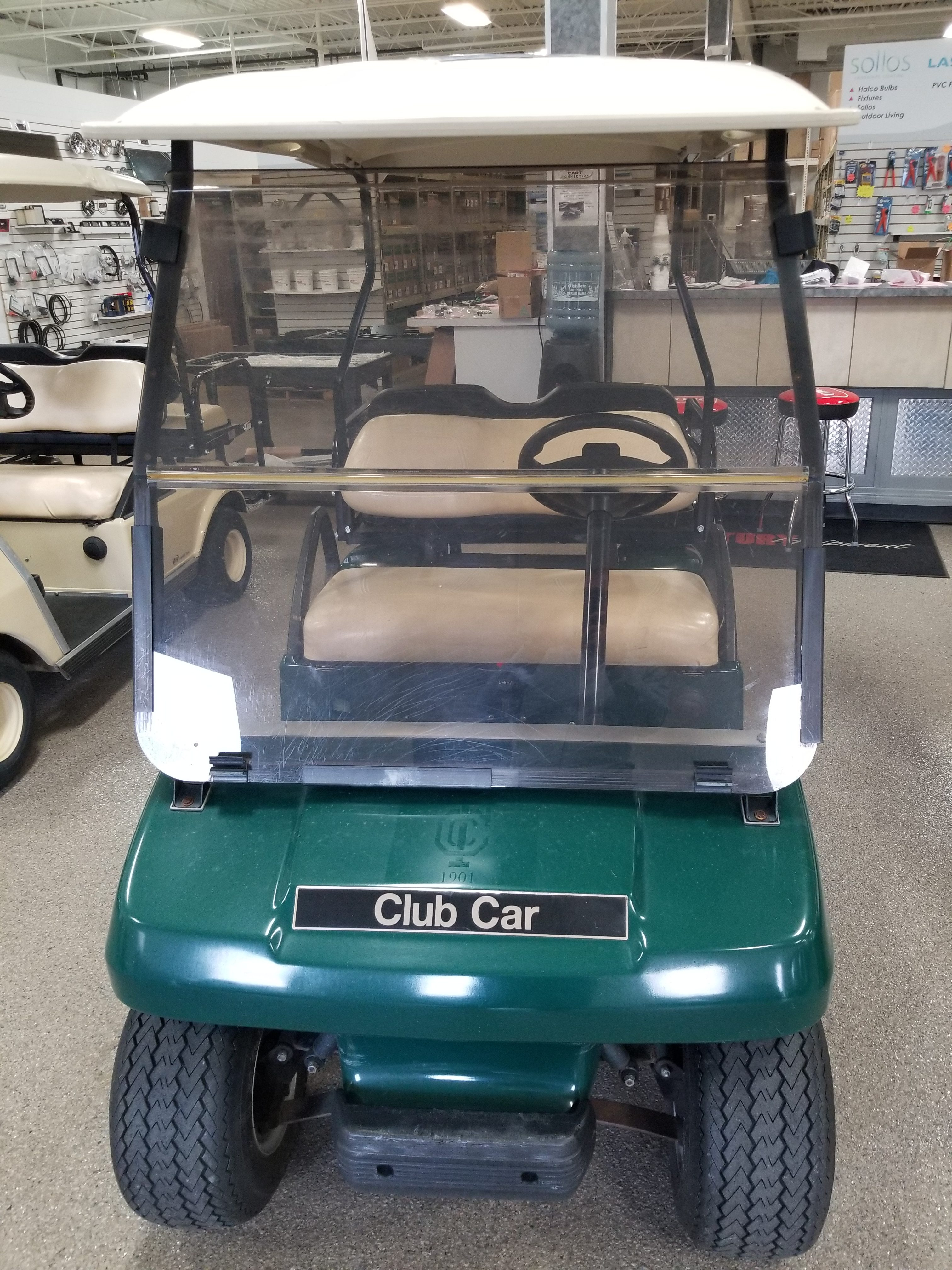 Featured Image for 45. Club Car DS