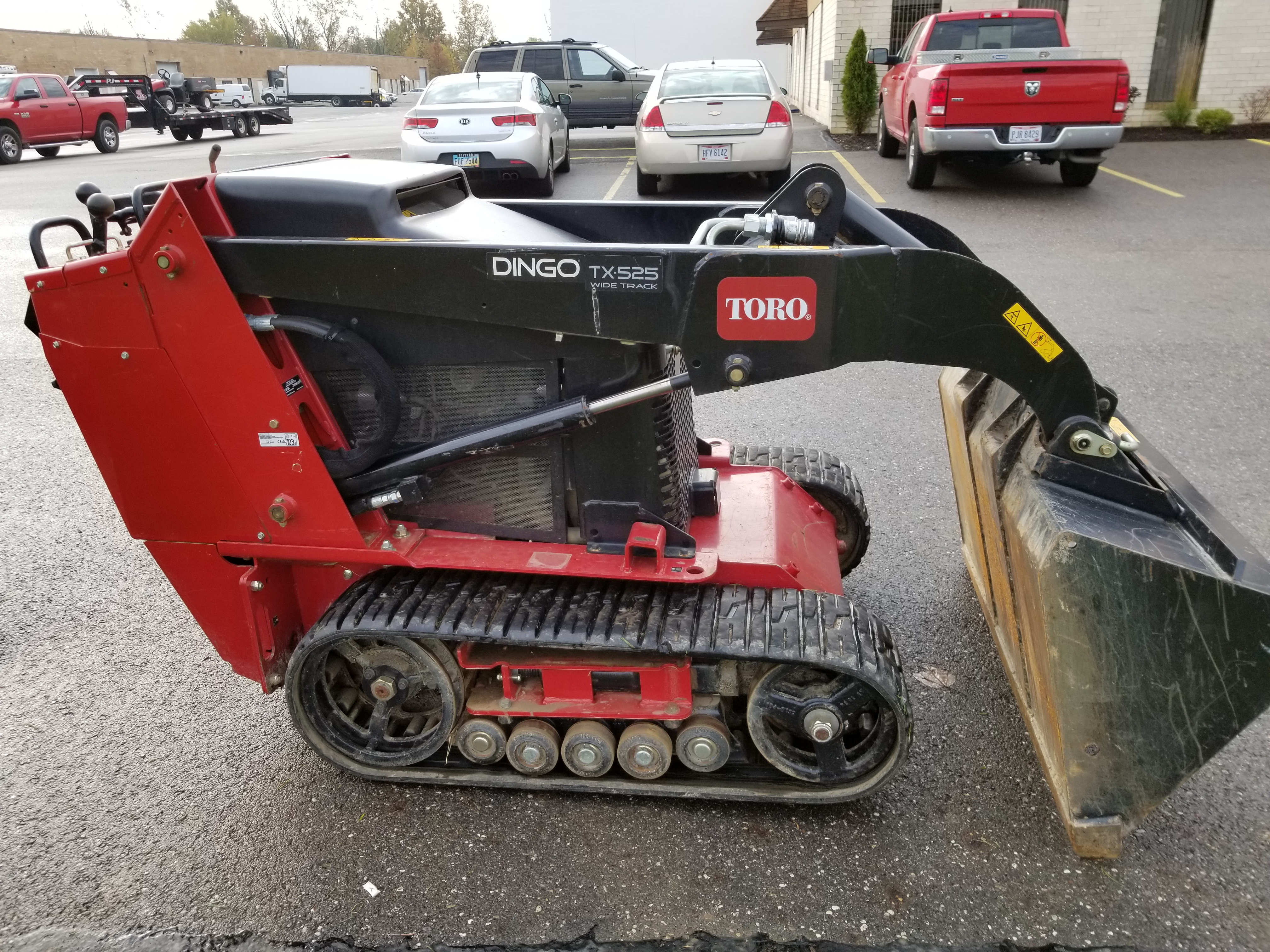 Featured Image for 49. Toro Dingo TX525 Wide Track