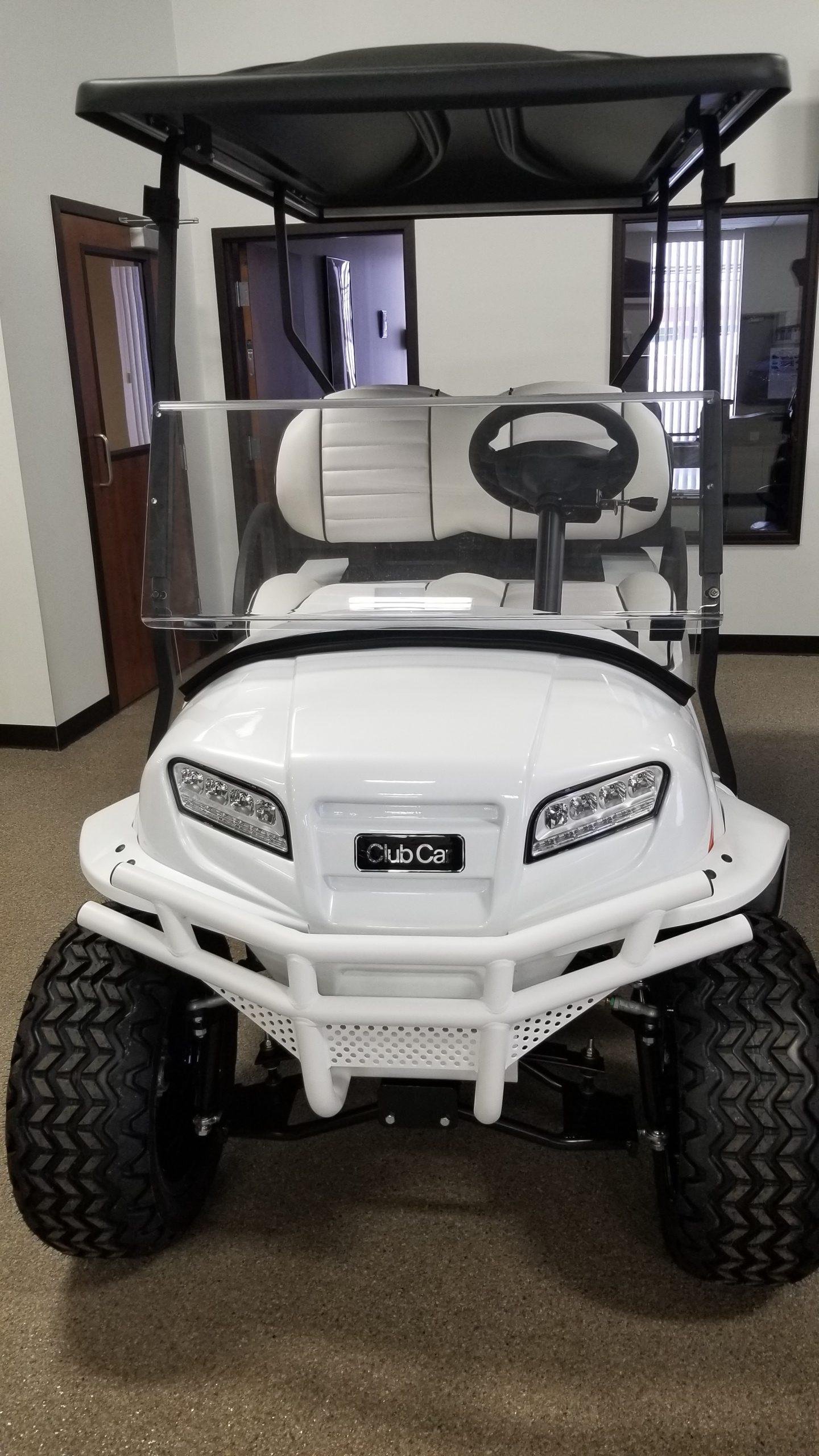 Featured Image for 2020 Club Car Onward Special Edition – Snowstorm