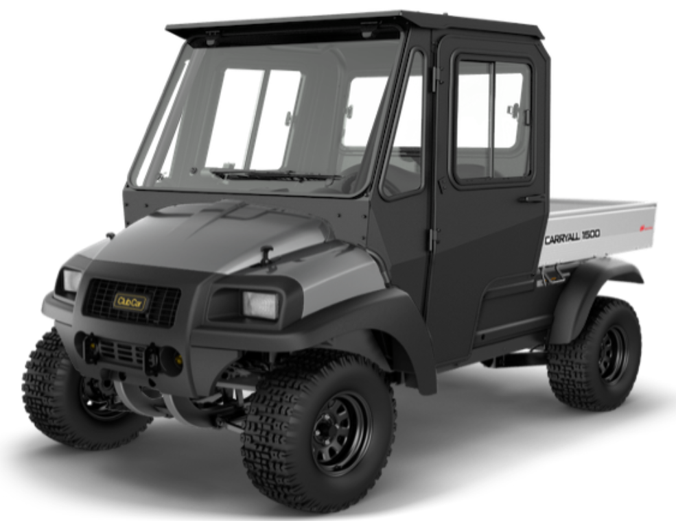 Featured Image for 4. Club Car Carryall 1500 4WD
