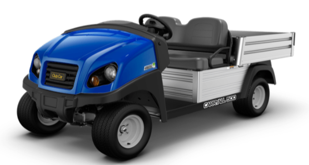 Featured Image for 2020 Club Car Carryall 500 2WD 2 Passenger Electric