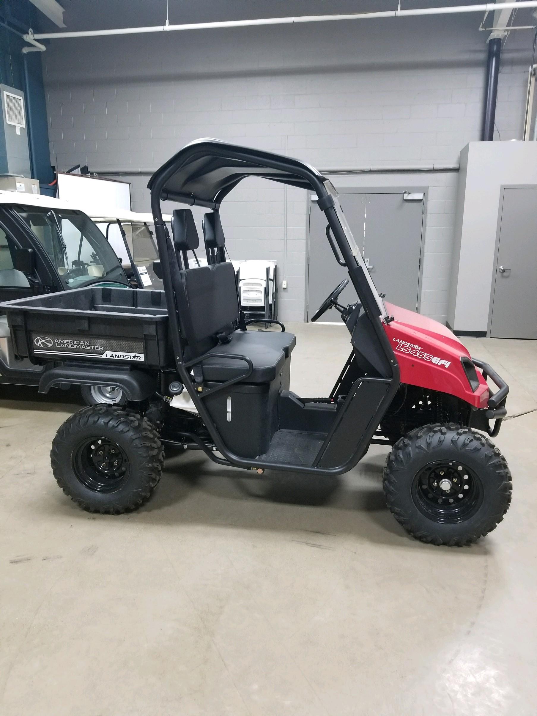 15  American Landmaster LS455EFI | Ohio Golf Cart/Utility Vehicles