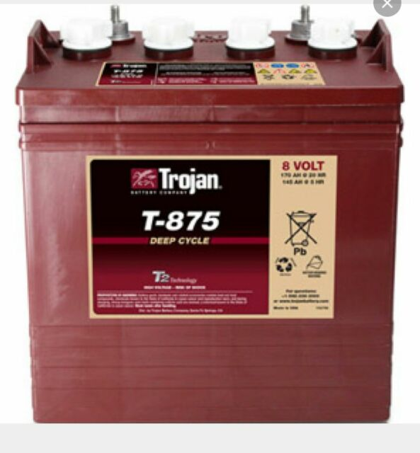 Featured Image for 8 volt Trojan