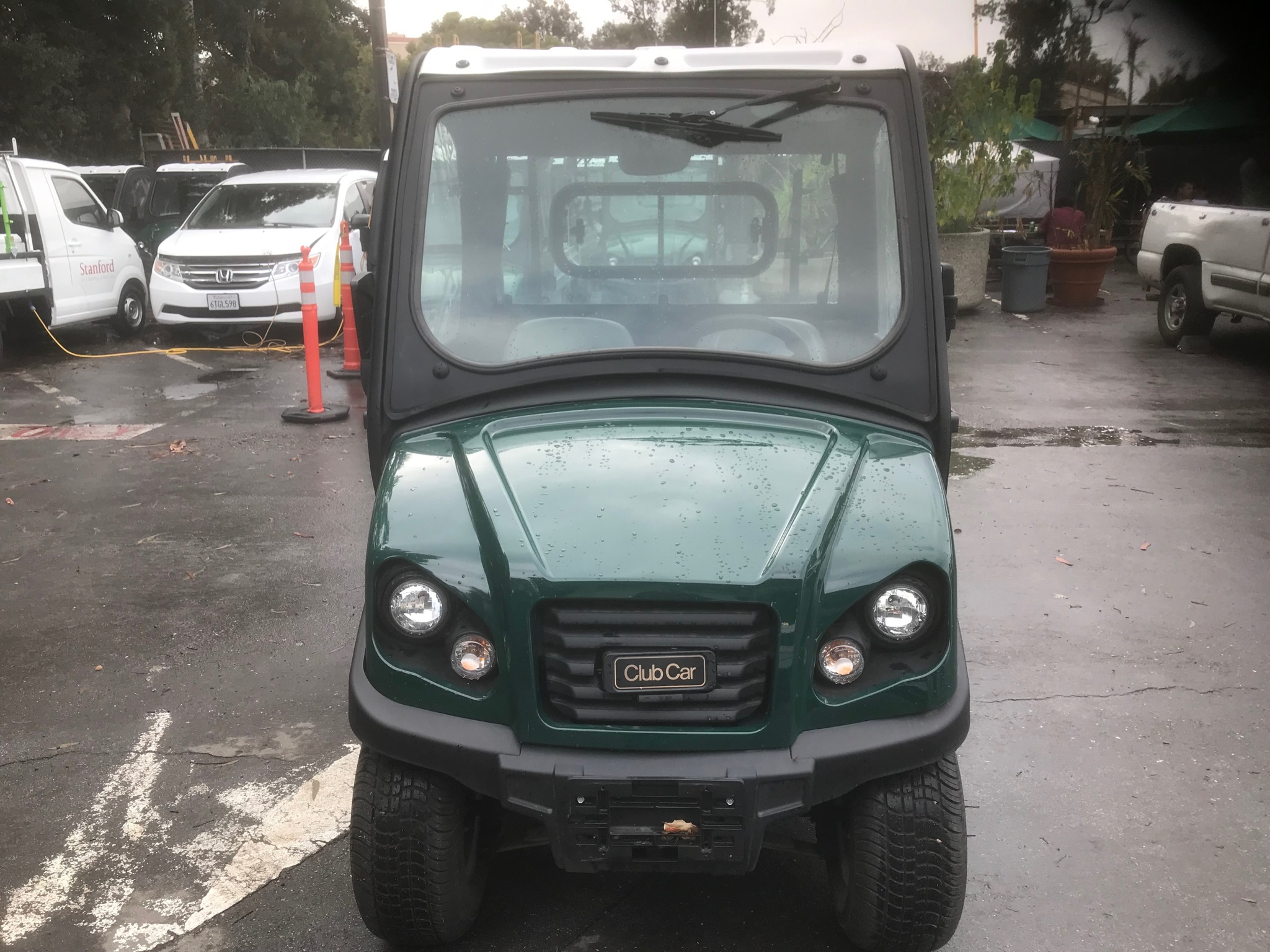 Featured Image for 34. Club Car Carryall 710 LSV