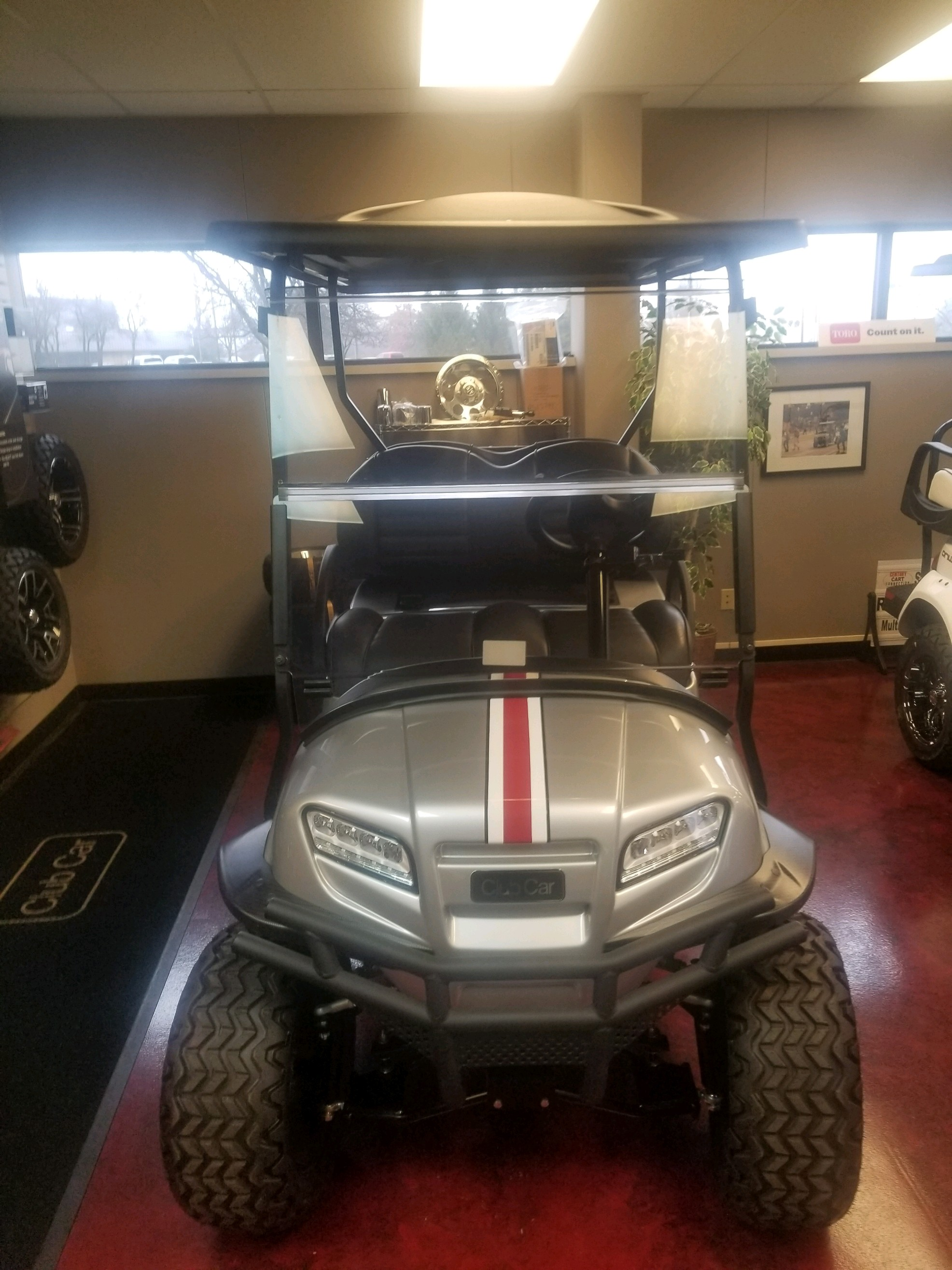 Featured Image for 43. Club Car Onward