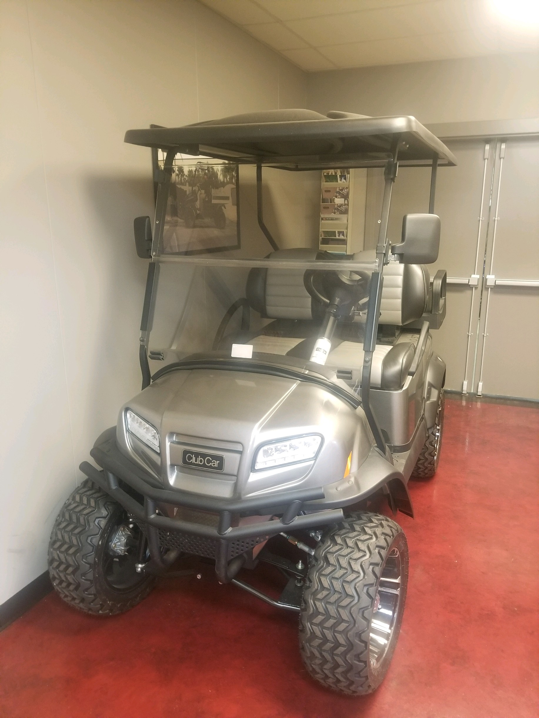 Featured Image for 44. Club Car Onward