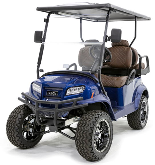 Featured Image for *NEW* Club Car Onward Storm Surge LE