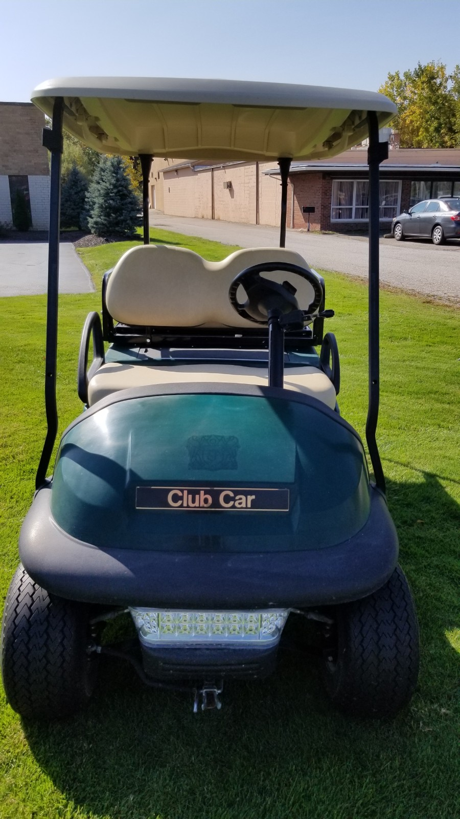 Featured Image for 2014 Club Car Precedent 4 Passenger Electric