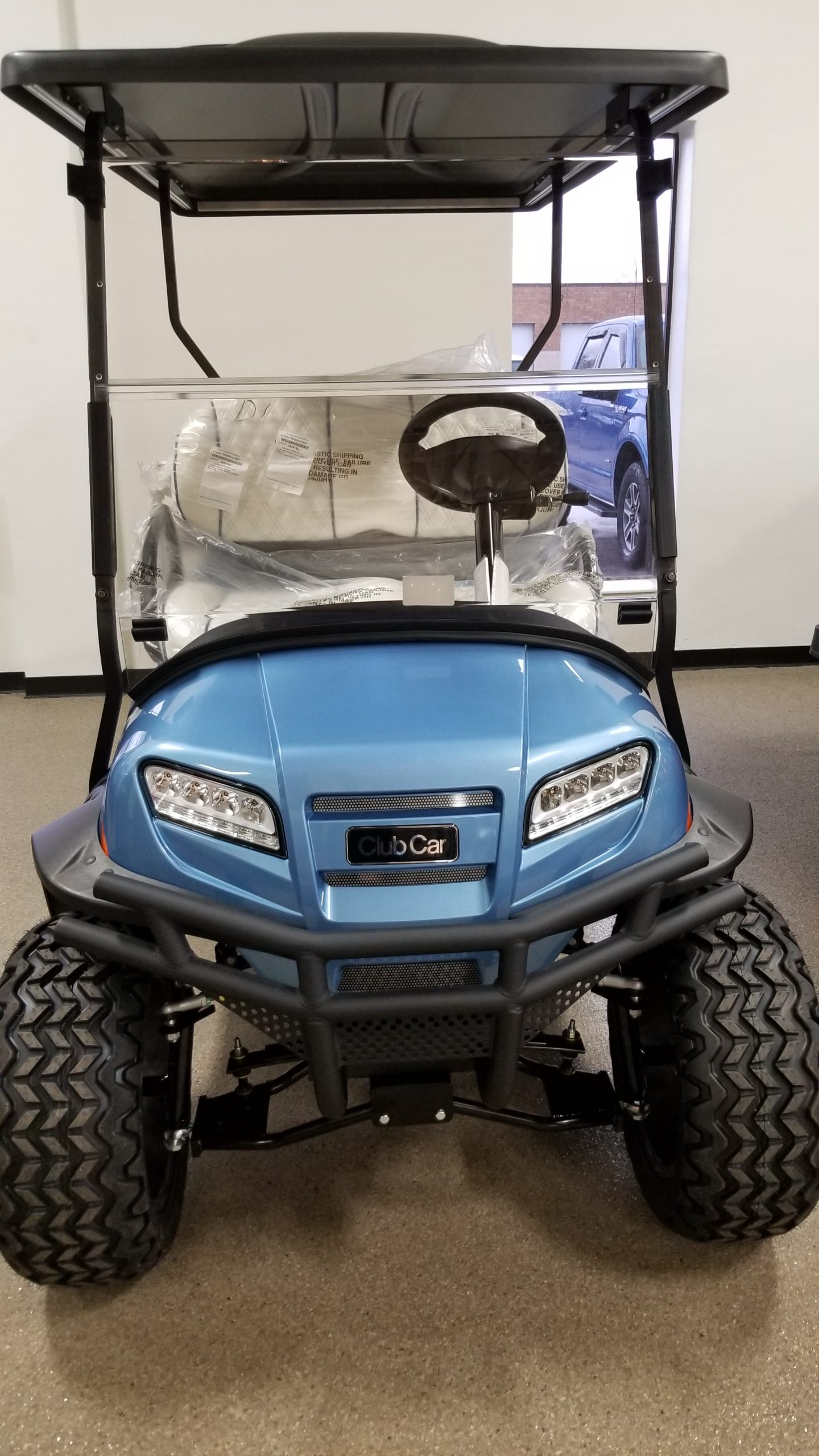 Featured Image for 2020 Club Car Onward – Ice Storm