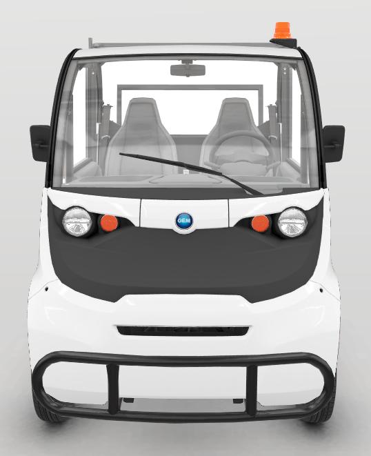 Featured Image for 2017 Polaris GEM eL XD LSV 2 Passenger Electric