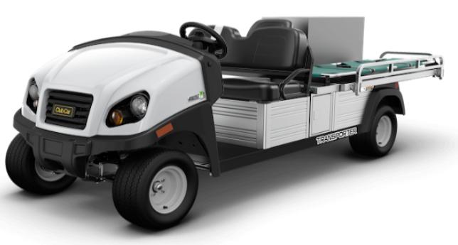 2020 Club Car Transporter Ambulance Electric