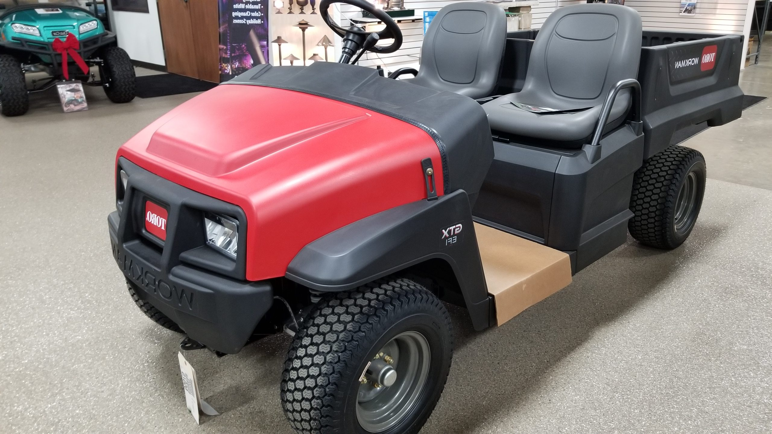 Featured Image for 2020 Toro Workman GTX 2WD 2 Passenger Gas