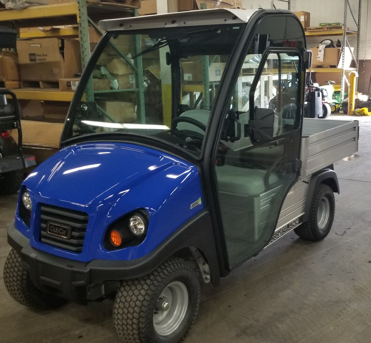 2020 Club Car Carryall 500 2WD 2 Passenger Electric
