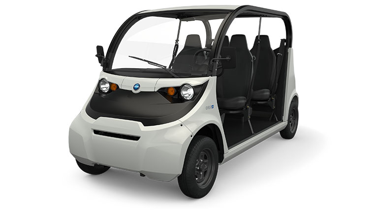 Featured Image for 2020 Polaris GEM e4 LSV 4 Passenger Electric