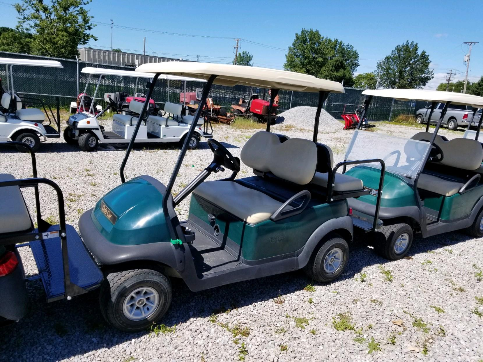 Featured Image for 2012 Club Car Precedent 4 Passenger Electric