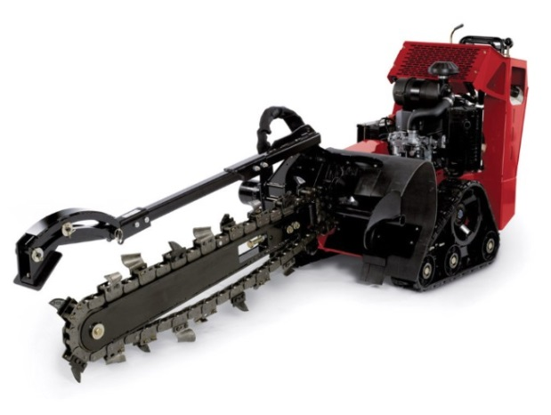 Featured Image for 2019 Toro TRX-26 Walk Behind Trencher