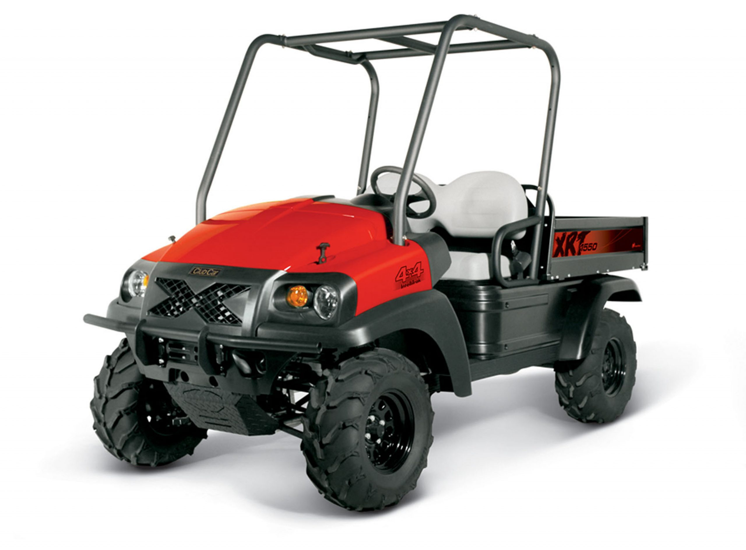 Featured Image for 2020 Club Car XRT 1550 4WD 2 Passenger Gas