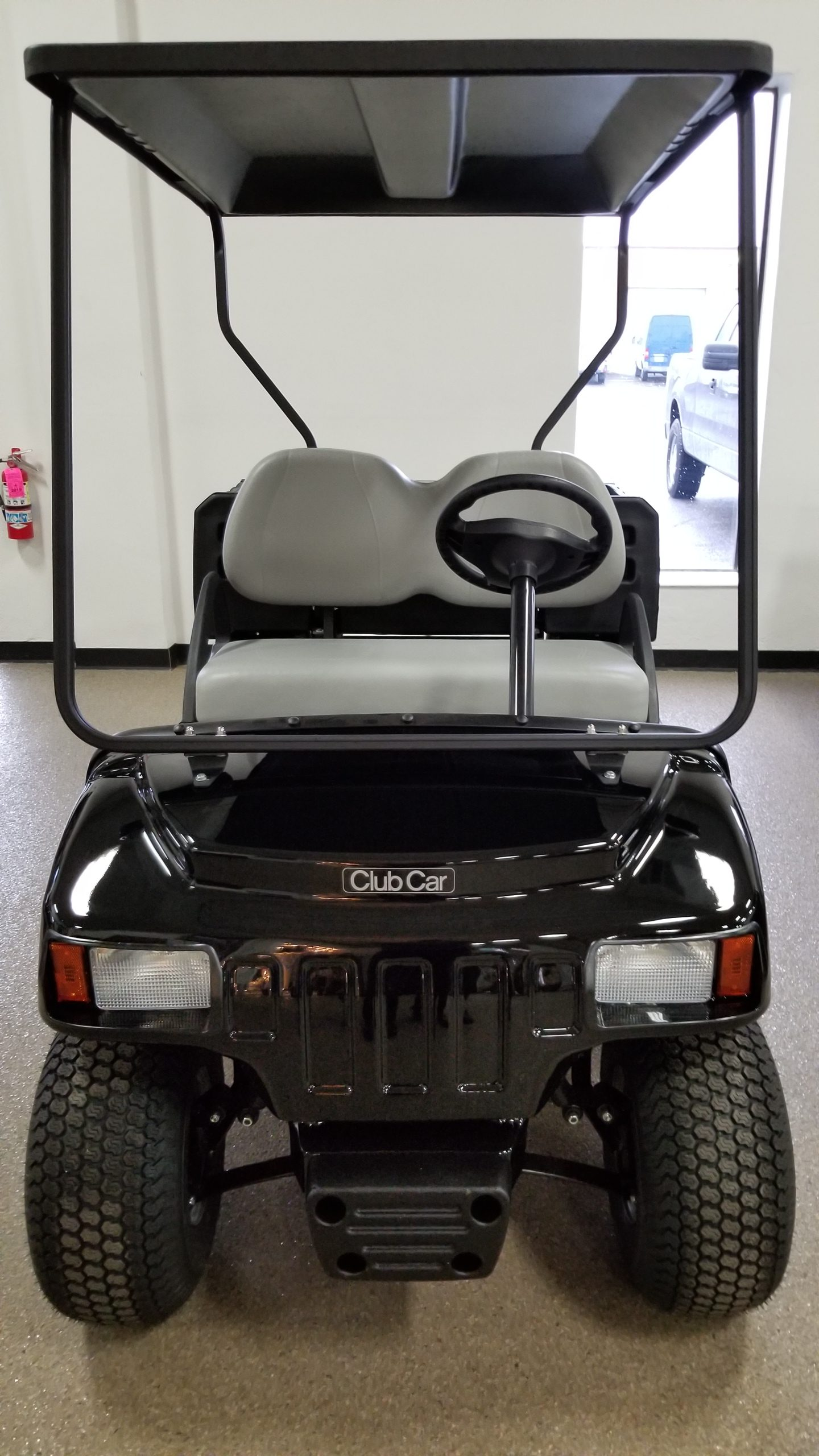 Featured Image for 2019 Club Car XRT 800 2WD 2 Passenger Gas
