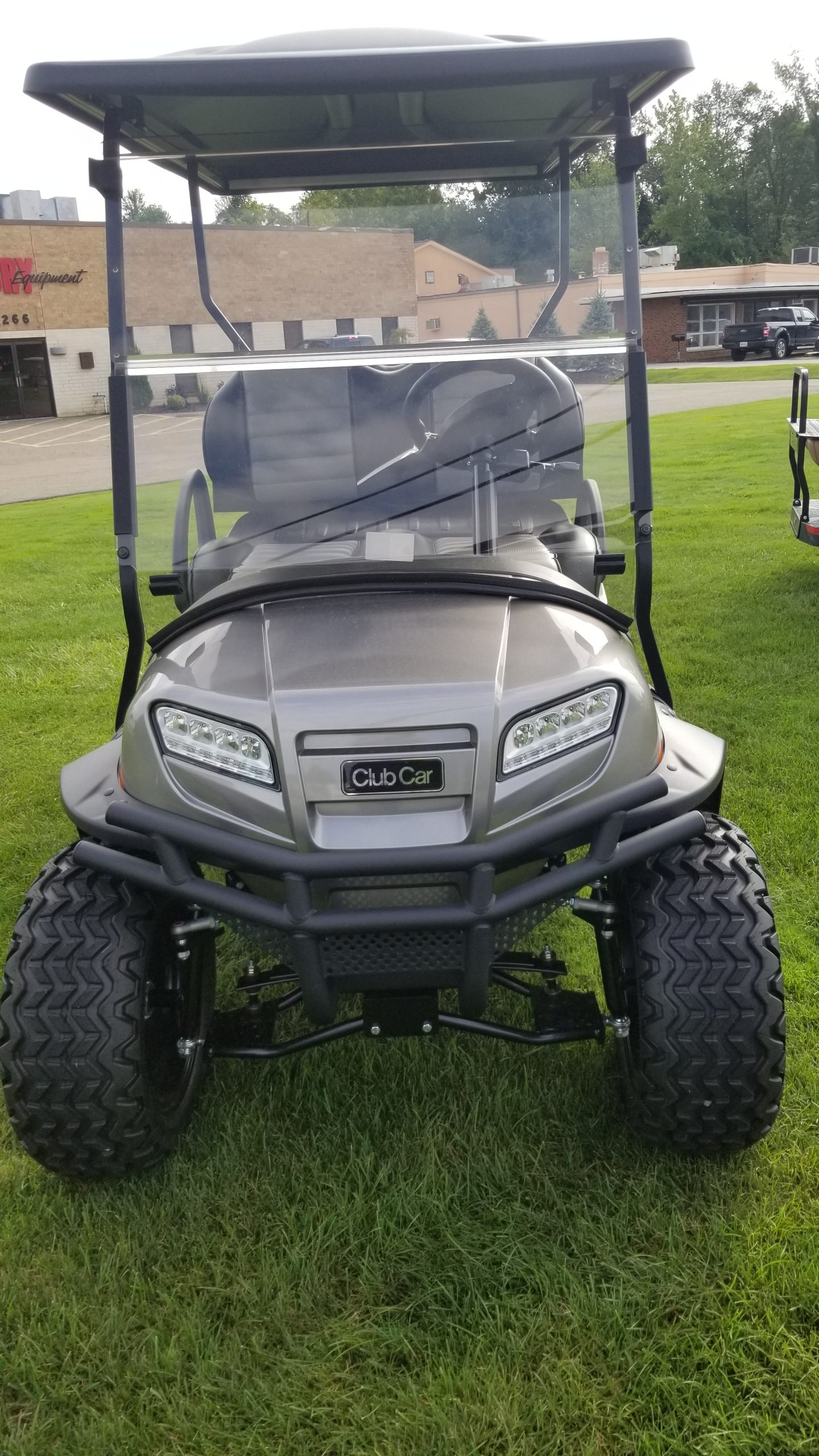 Featured Image for 2021 Club Car Onward Lifted 4 Passenger Electric