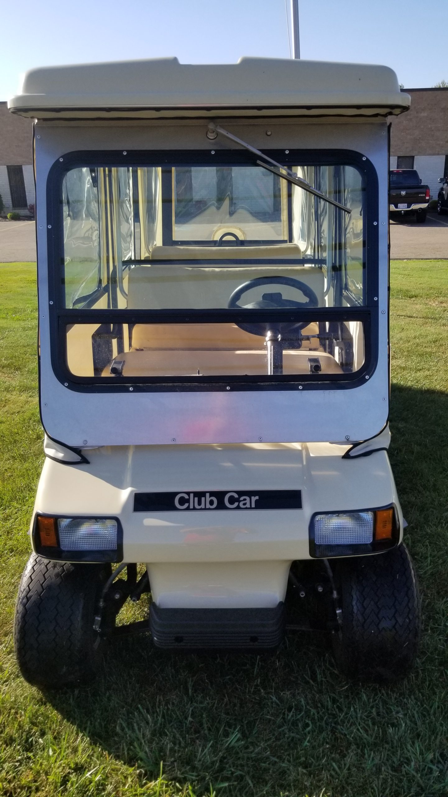 Featured Image for 2015 Club Car Villager 6 Passenger Electric