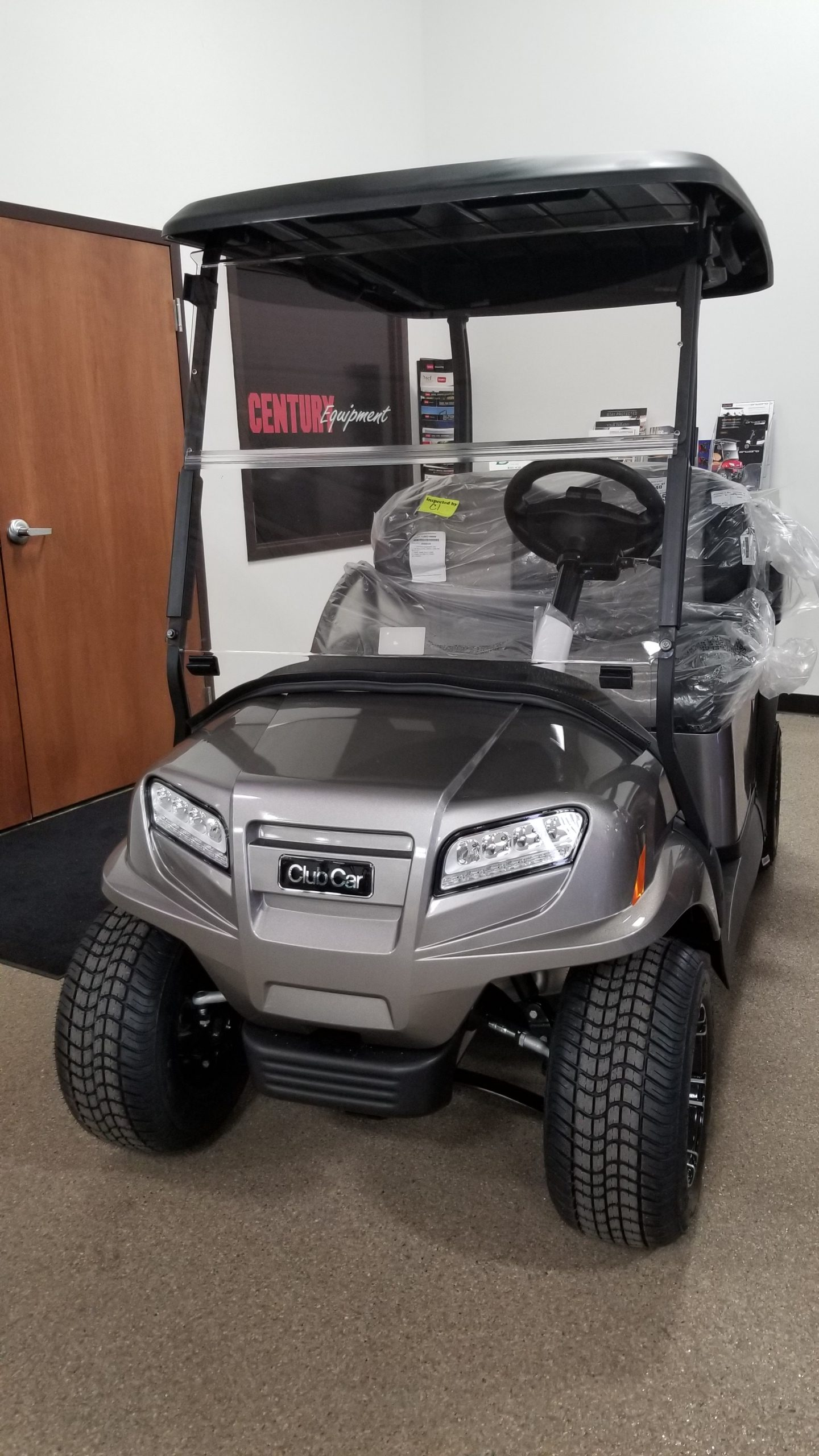 Featured Image for 2021 Club Car Onward 2 Passenger Electric