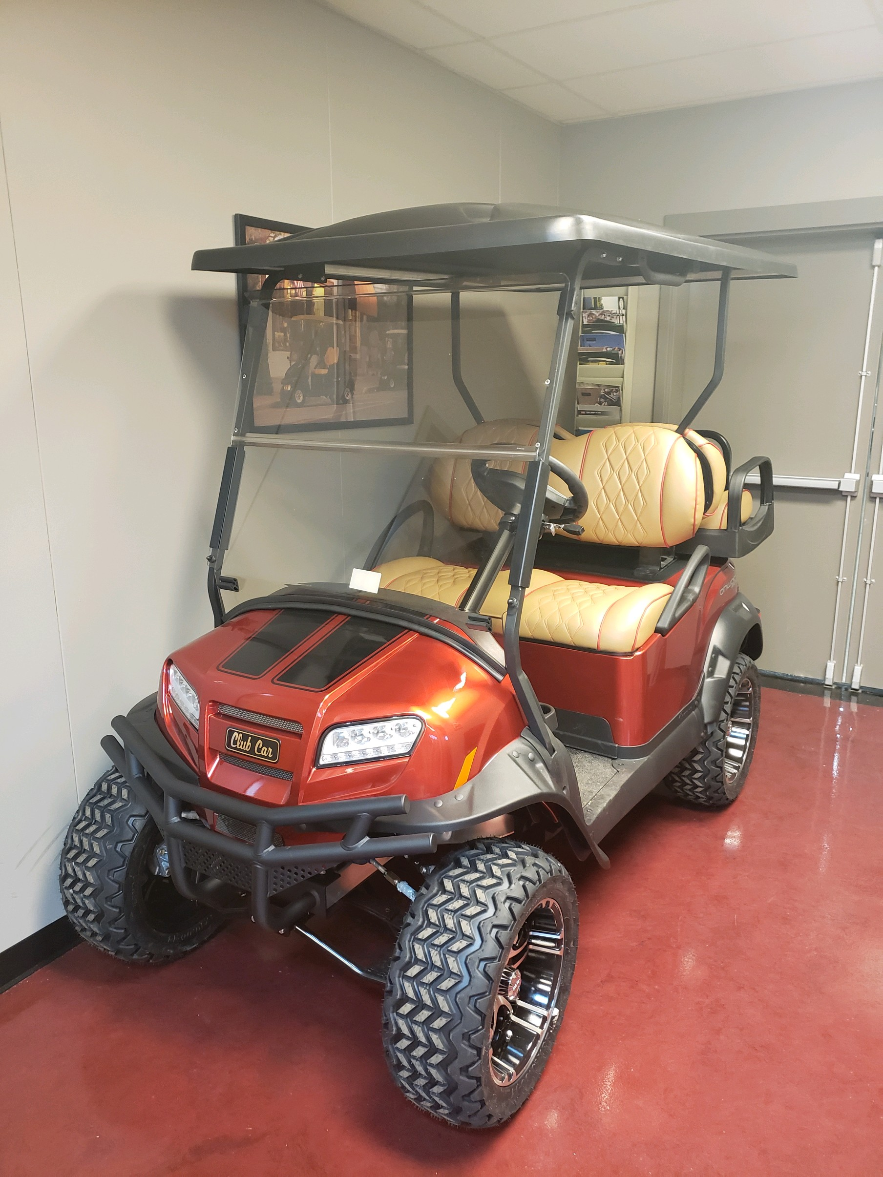 Featured Image for 2020 Club Car Onward Special Edition – Sandstorm