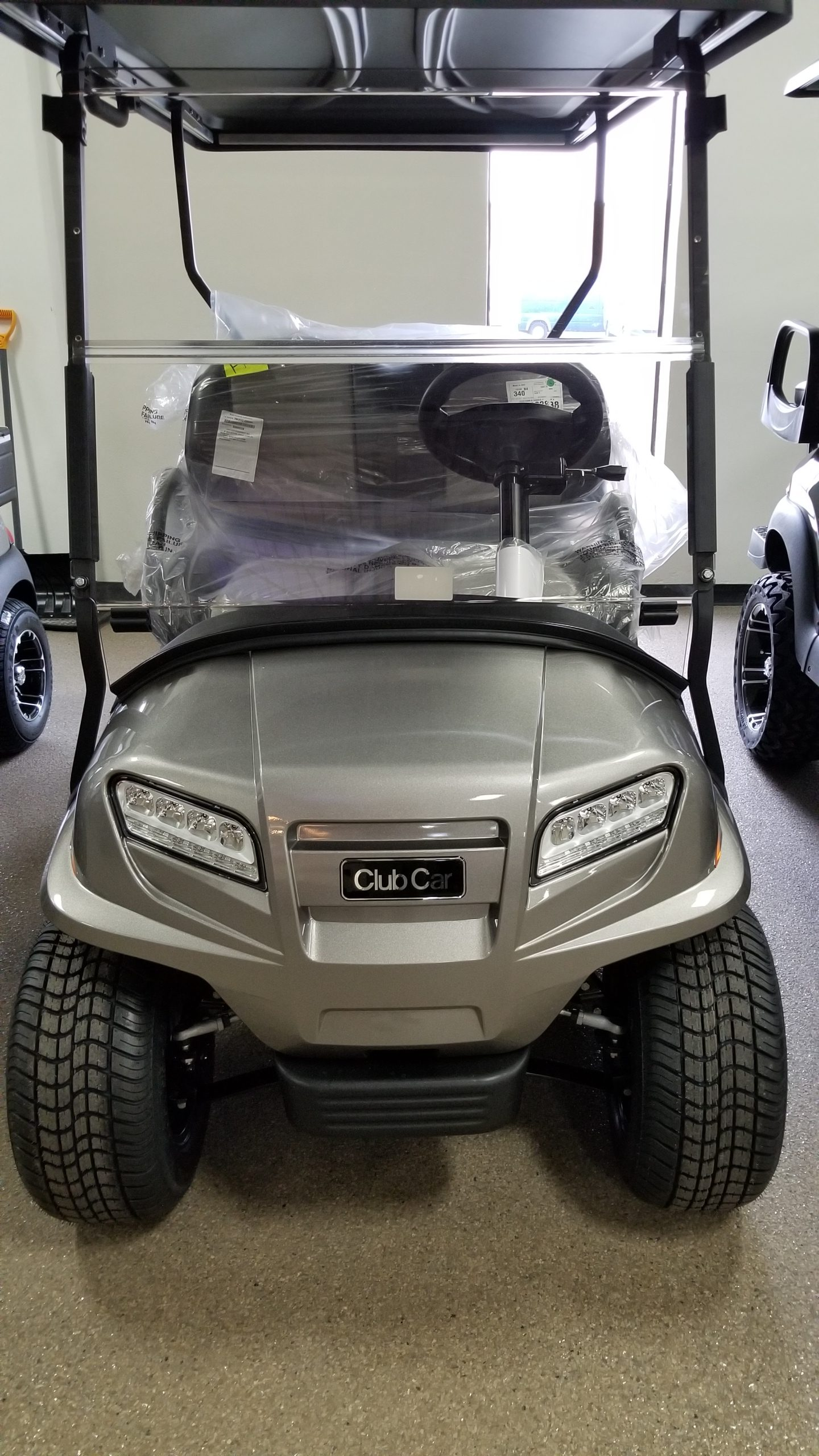 Featured Image for 2020 Club Car Onward Non-Lifted 4 Passenger Electric