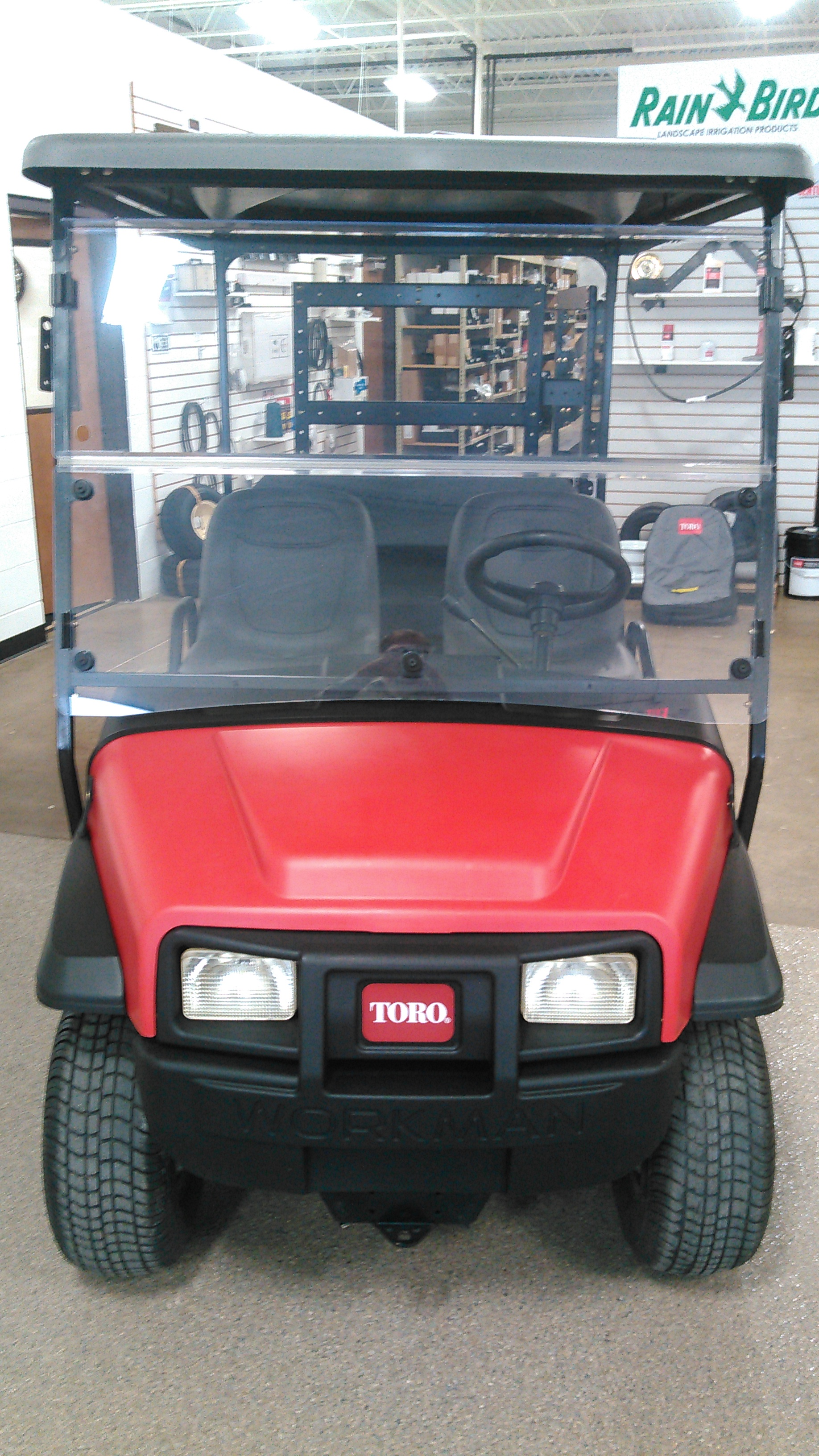 Featured Image for 2016 Toro Workman GTX 2WD 4 Passenger Gas