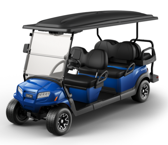 Featured Image for 2021 Club Car Onward 6 Passenger Gas