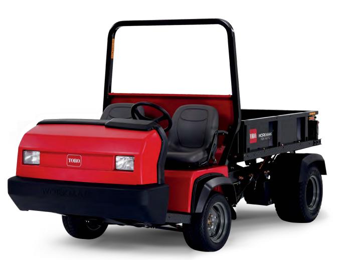 Featured Image for 2021 Toro Workman HDX-D-4WD 2 Passenger Diesel