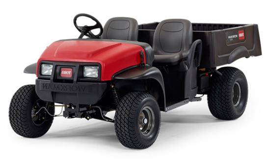 Featured Image for 2021 Toro Workman MDX 2WD 2 Passenger Gas