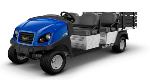 Club Car Transporter 4