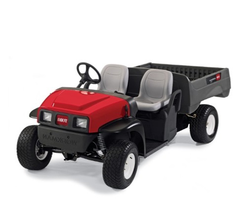 Featured Image for 2010 Toro Workman MDE 2WD 2 Passenger Electric