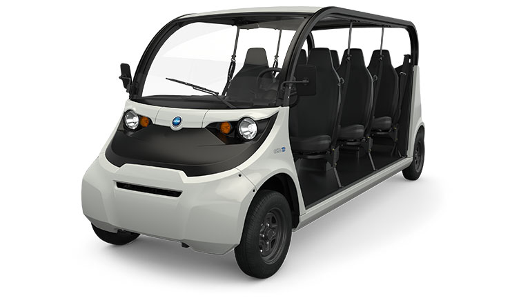 Featured Image for 2020 Polaris GEM e6 LSV 6 Passenger Electric