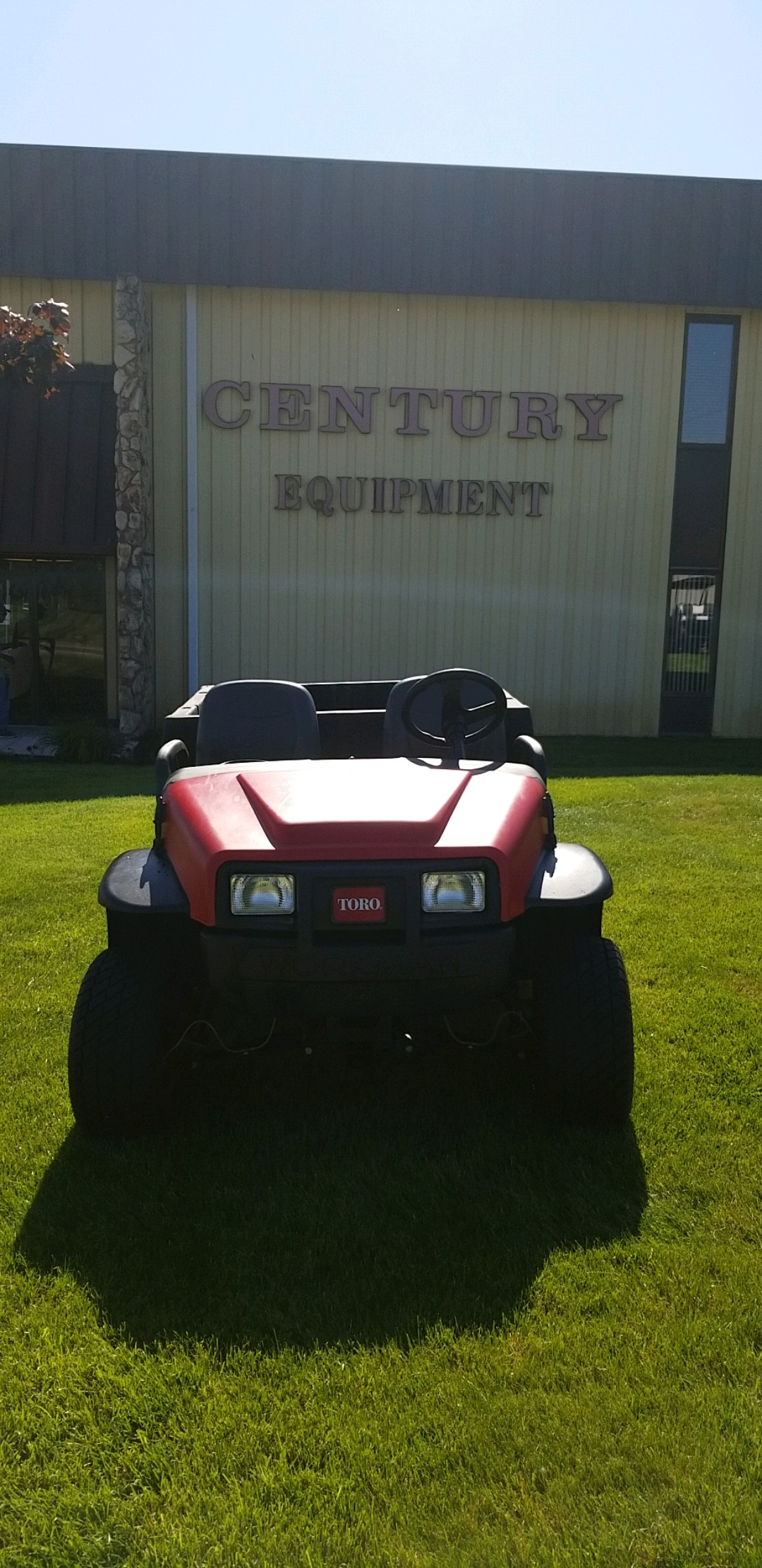 Featured Image for 2018 Toro Workman MDX 2WD 2 Passenger Gas