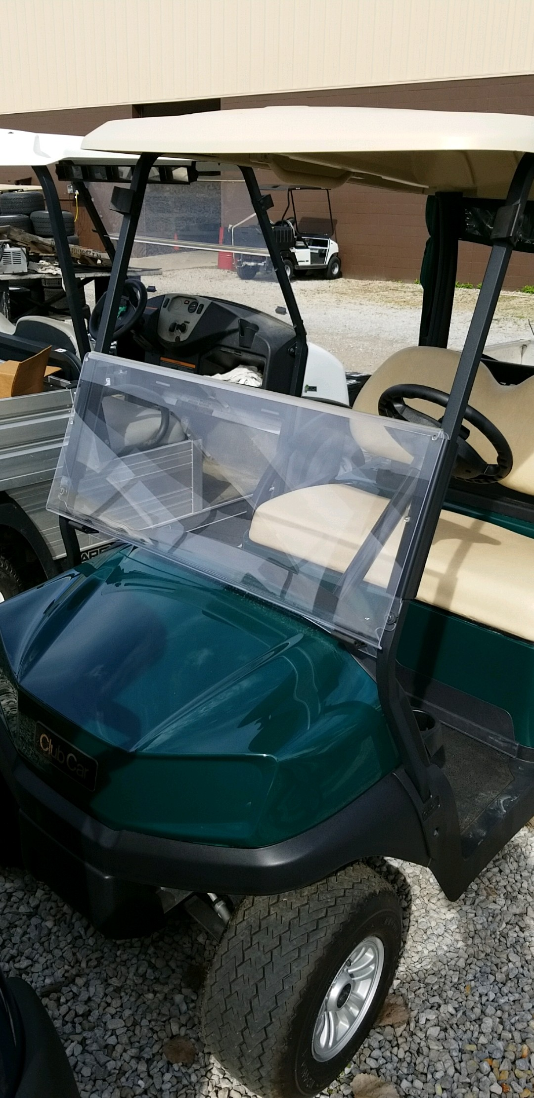 Featured Image for 2018 Club Car Tempo 2 Passenger Electric